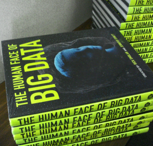 "picture books ""The human face of big data"""