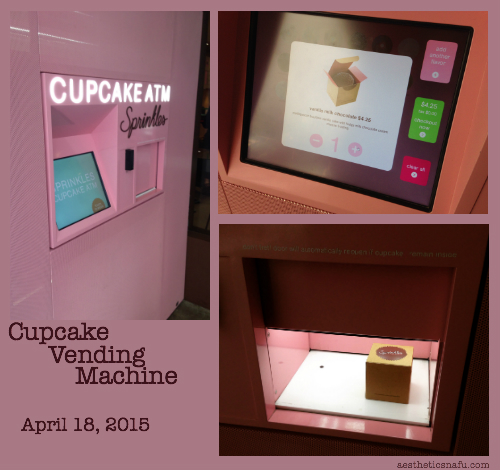 Cupcake ATM in Chicago